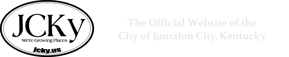 City  of Junction City, Kentucky